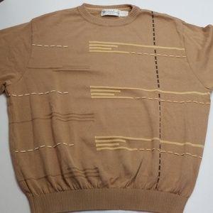 St. Croix Sweaters - St Croix Knits Crewneck Sweater - Men's Medium